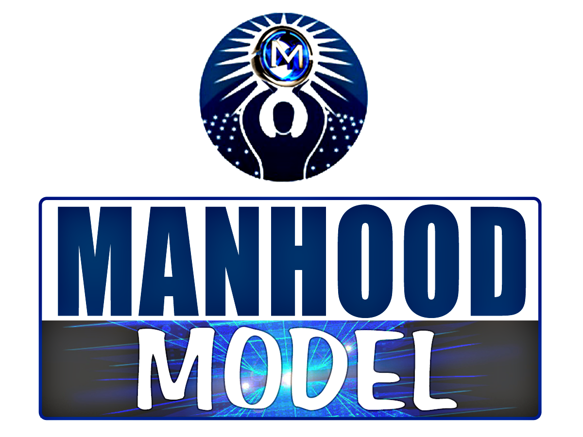 MANHOOD MODEL LOGO 2-2
